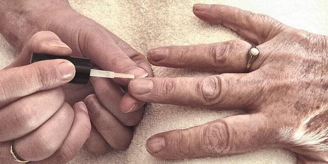 Gellak & French Manicure